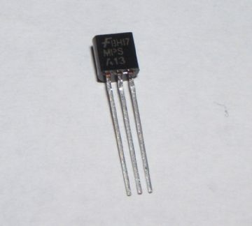 MPSA13 NPN Darlington Transistor TO92 0.5A Pack of 10